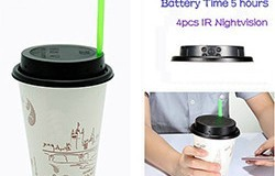 Kahvikupin piilotettu kamera - 1 250px