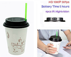 Coffee Cup Hidden Camera (SPY096) - S $ 158