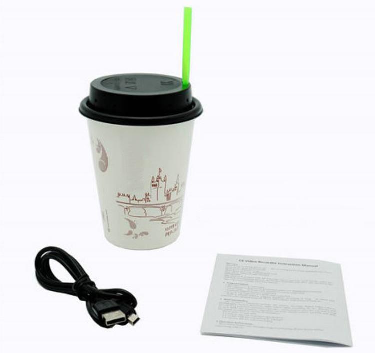 Coffee Cup Hidden Camera - 10