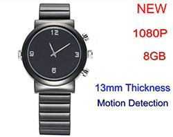 HD Watch Camera,1080P HD, Motion Detection (SPY099) – S$248