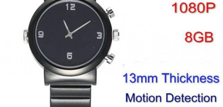 HD Watch Camera,1080P HD, Motion Detection - 1