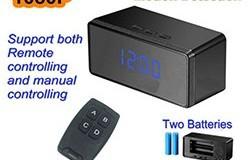Bagong Camera ng Clock, 1080p, 2 Baterya, 7 Oras - 1 250px