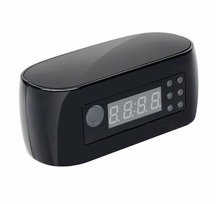 New WIFI clock camera, 12Mega pixel Camera,P2P,IP, H.264,1080p - 4