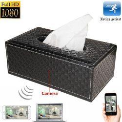 Kamera Tissue Box - 1