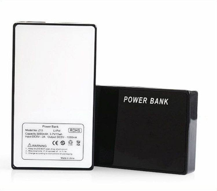 WIFI 1080p Power Bank Hidden Camera DVR - 6