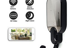 WIFI Hook Camera DVR, HD1080P, Night Vision, Motion Detection - 1 250px