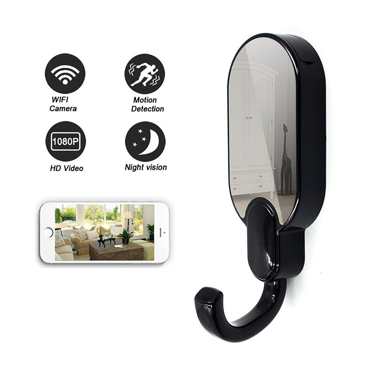 WIFI Hook Camera DVR, HD1080P, Night Vision, Motion Detection - 1