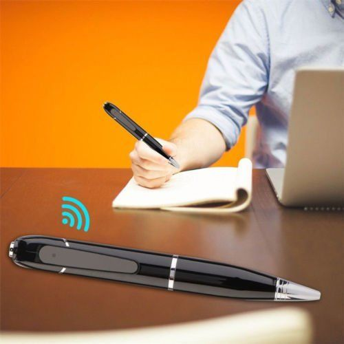 WiFi Spy Pen Hidden Camera - 6