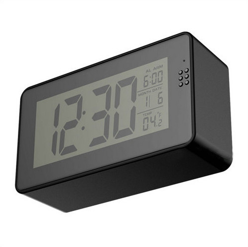 Alarm Clock Camera (Wifi) , Night vision, Motion Detection - 2