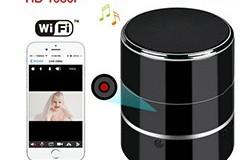 Bluetooth-musiikkisoitin WIFI-kamera - 1 250px
