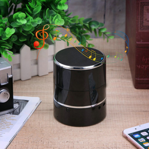Bluetooth Music Player WIFI Camera - 4