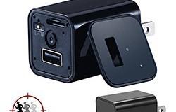 1080P HD USB-seinä AC-pistokeliitäntä - 1 250px