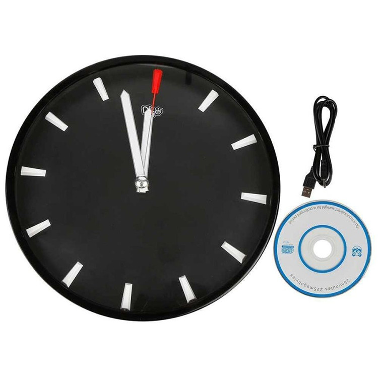 1080P WIFI P2P Spy Hidden Camera Wall Clock Video Recorder Motion Detection - 6