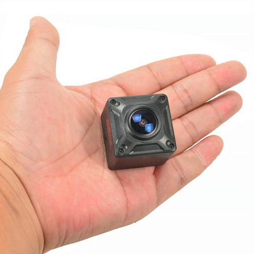 180 Degree Mini Camera, HD1080P, 30fps, SD Max 128g, Battery 60min - 3