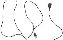 2-mittari USB-kaapeli -painikamera, 1280x960 - 1 250px