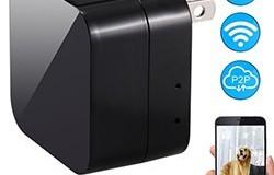 HD WiFi Charger Camera, 5.0M Camera 1080p, WiFi, P2PIP - 1 250px