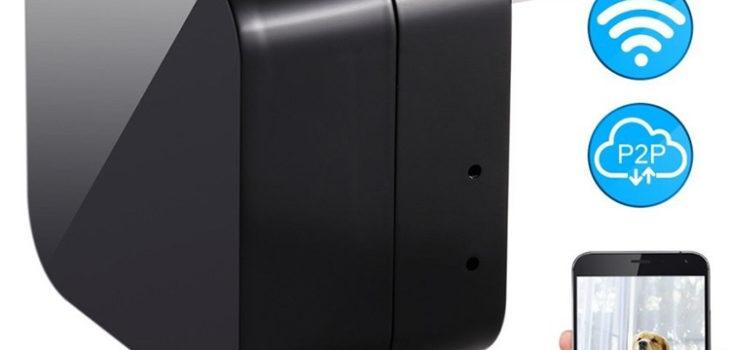 HD WIFI Charger Camera, 5.0M Camera 1080p, WIFI, P2PIP - 1