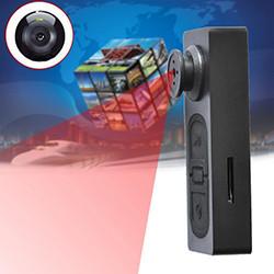 Mini Button Pinhole -kamera (SPY126) - S $ 88