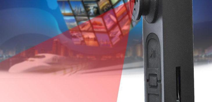 Mini Button Pinhole Camera - 1