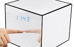 Peilikuvamoduuli turvallinen piilotettu herätyskello - 1 250px