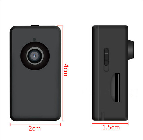 Tinny ThumbSize 1080p Camera, Motion Detection - 4