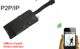 WIFI DIY Camera Module, 1280x720p, H.264, iPhone, Android, PC - 1