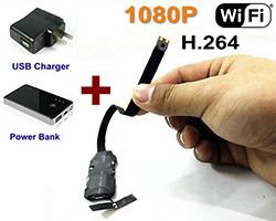 WIFI-pinhole-kamera, 22CM-kamera (SPY128) - S $ 228