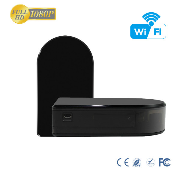HD 1080P Pro Black Box WiFi Security Camera - 5