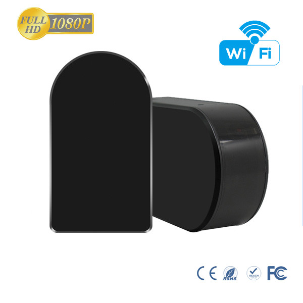 HD 1080P Pro Black Box WiFi Security Camera - 6
