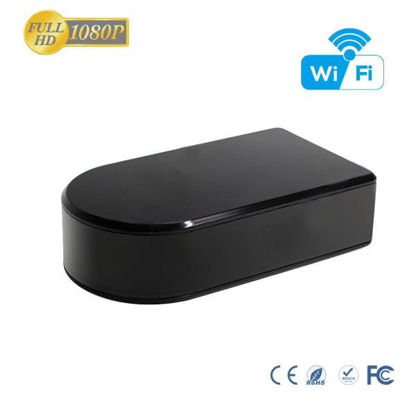 HD 1080P Pro Black Box WiFi Security Camera - 7