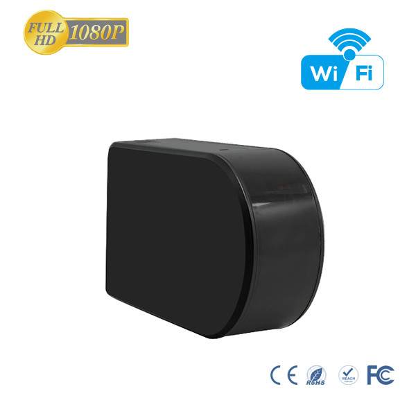 HD 1080P Pro Black Box WiFi Security Camera - 8