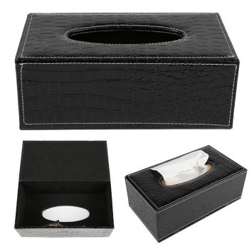 HD Spy Hidden Tissue Box fotoaparat - 1