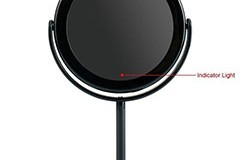 Mini piilotettu kamera-peili-liike-aktivoitu videonauhuri DV-videokamera - 1 250px