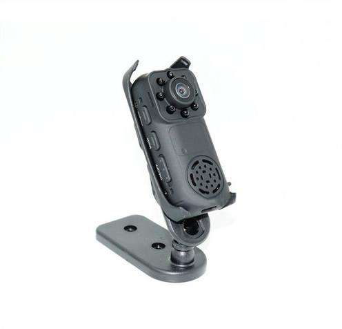 Ceamara Mini Wearable, 1080P, Ceamara 2.0MP, Céim 140 - 7