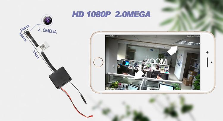 XHUMXP 1080 מגה פיקסל מצלמה