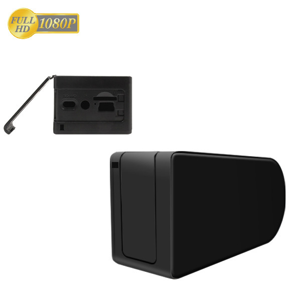 I-HD 1080P I-Mini Black Box I-WiFi Ikhamera - 8
