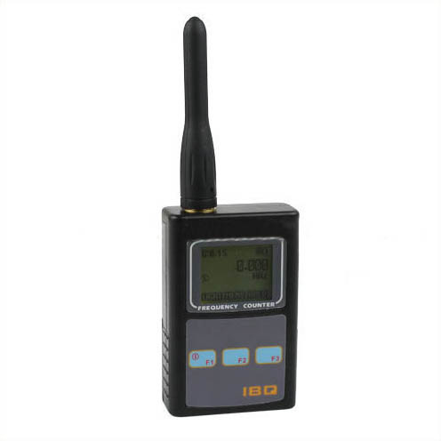 Portable Frequency Counter, 10Hz-100MHz & 50Mhz-2.6Ghz , LCD Display - 2