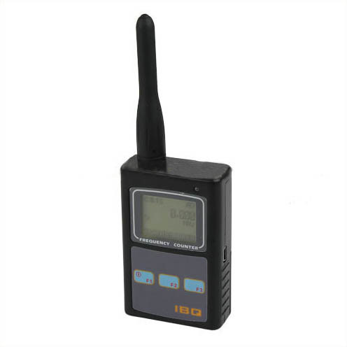 Portable Frequency Counter, 10Hz-100MHz & 50Mhz-2.6Ghz , LCD Display - 3