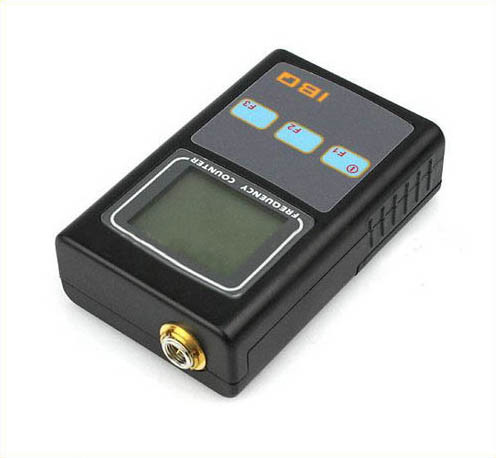 Portable Frequency Counter, 10Hz-100MHz & 50Mhz-2.6Ghz , LCD Display - 4