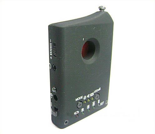RF Bug Lens Detector, 6pcs led ,0-6.5G,Distance 3m - 4