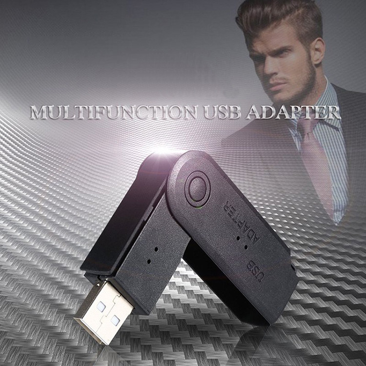 Obere USB na Disk Pen Drive Digital SPY Voice Recorder Camera - 3