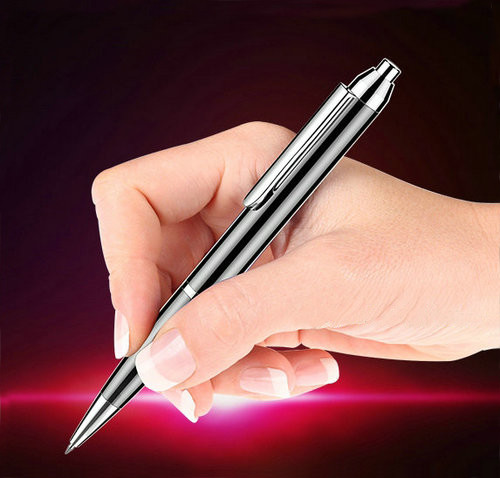 HD Recorder Pen, Record Time 20hours, 8G - 2