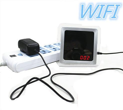 1080P H.264 WIFI հայելի ժամացույցի տեսախցիկ, APP հսկողություն, TF քարտ, շարժման հայտնաբերում - 6