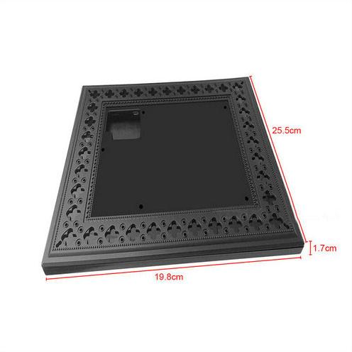 720P HD Фоторамкаи Wi-Fi Камераҳои пинҳонӣ бо PIR Motion Detection - 5
