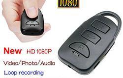 Auton avain SPY-kamera - 1 250px