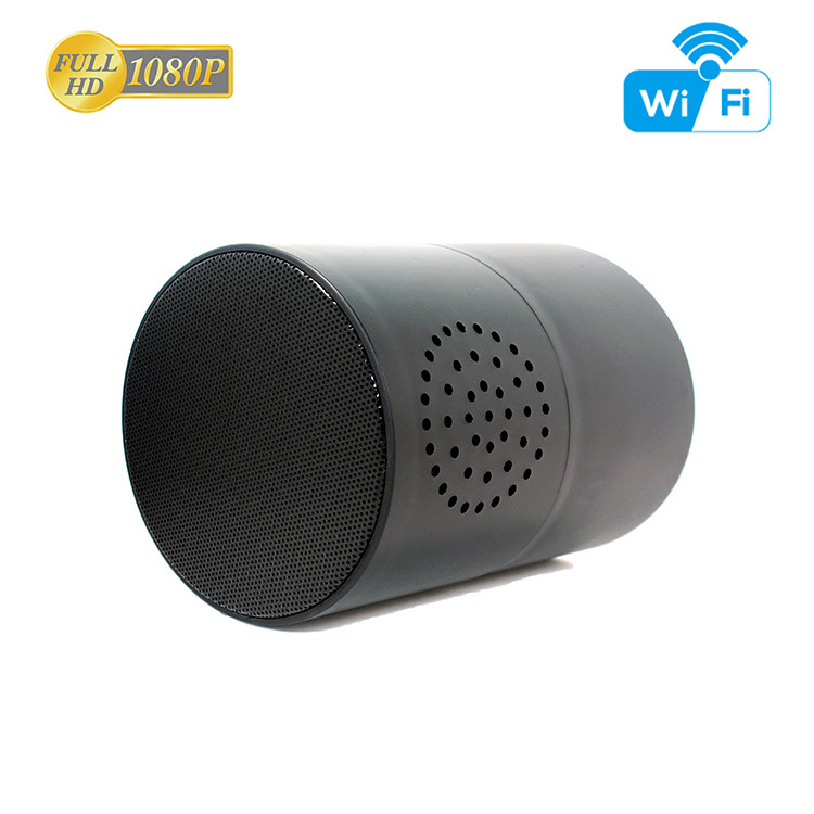 HD 1080P Cylinder Security Wi-Fi Camera - 10