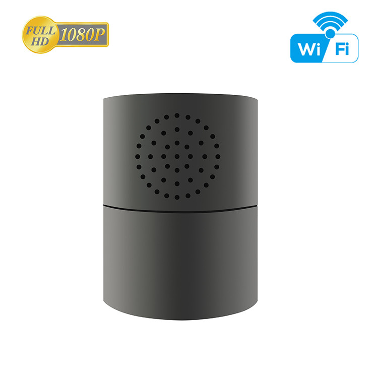 HD 1080P Cylinder Security Wi-Fi Camera - 7
