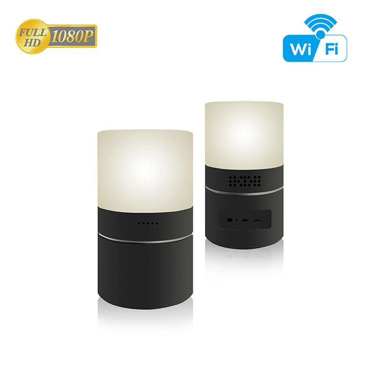 HD 1080P -työpöytävalaisin Wi-Fi-kamera - 8