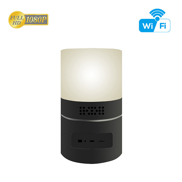 HD 1080P -työpöytävalaisin Wi-Fi-kamera - 9