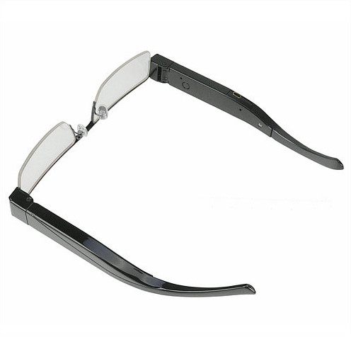 WIFI Glasses Camera, HD 1080P, WIFI, P2P, IP - 3